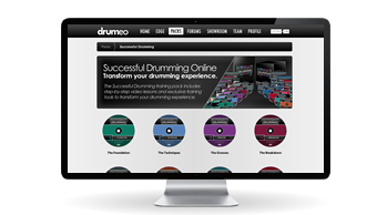 Successful Drumming Online